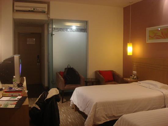 City Inn (Shenzhen Bao'an Chuangye Road): 房间
