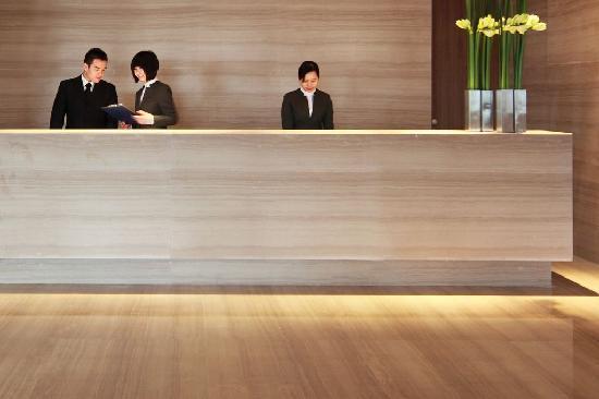 Les Suites Orient, Bund Shanghai: 3F Reception