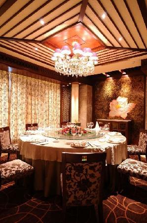 Ningbo World Hotel: 宁波大酒店包厢
