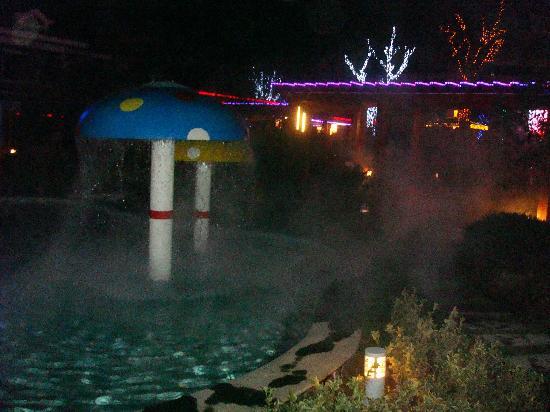 Ramada Plaza Wuxi: 温泉2