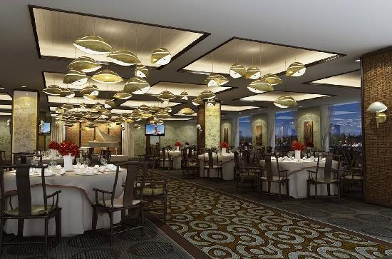 Crystal Palace Hotel: 中餐厅