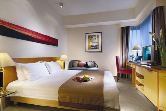 City Hotel Shanghai: 商务行政房