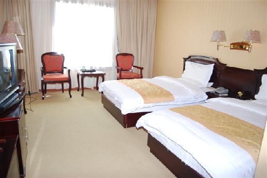 Kawagebo Hotel: 房间实景图