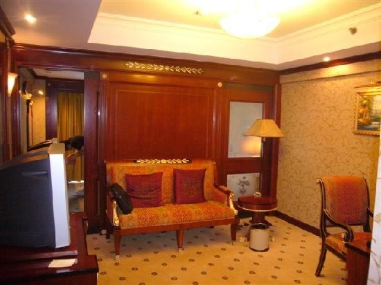 Salvo Hotel Shanghai: 客厅