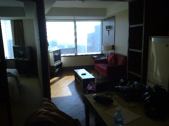 Jingguang Center Apartment Hotel: 客厅