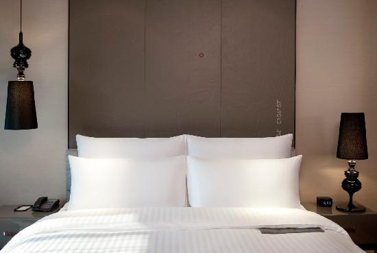 Le Meridien Chongqing Nan'an: LMCQ_Deluxe Room_King