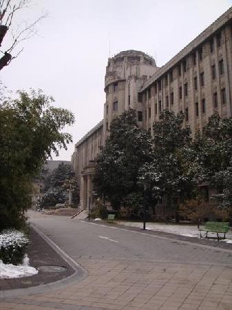 Grand Mercure Xian on Renmin Square: 人民大厦
