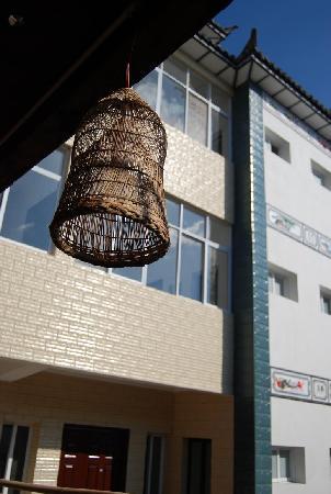 Linxi Hostel: 外楼