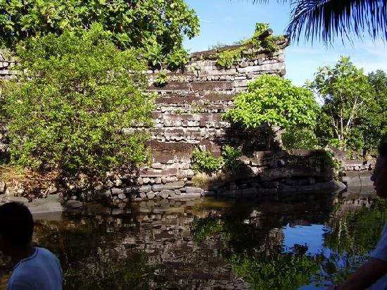 Pohnpei, Mikronesiens Forenede Stater: Nan madol 1