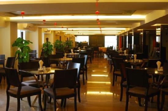 Citihome Shanghai Beihai Hotel: 餐厅