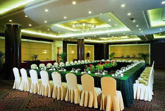 Asia Hotel: 北京亚洲大酒店亚洲多功能厅