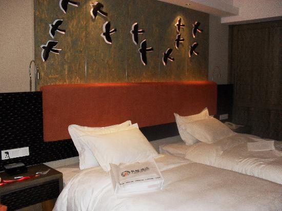Chimelong Hotel: 床很软