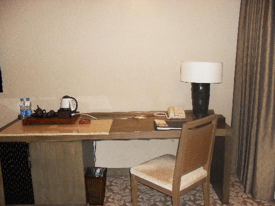Chimelong Hotel: 书桌