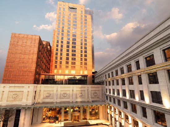 Radisson Blu Hotel Shanghai Hong Quan: 上海宏泉丽笙酒店