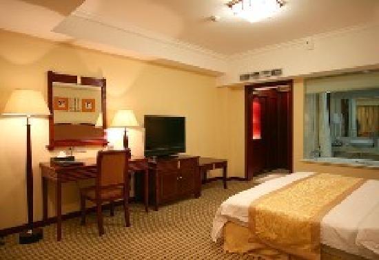 Motel 168 Shanghai Qilianshan South Road Cao'an Qingfang Market: 行政大床房