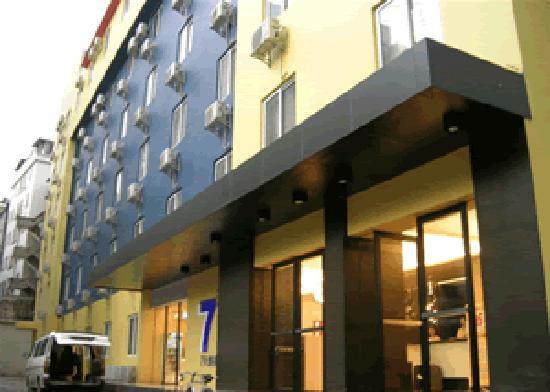 7 Days Inn Beijing Wangjing Nanhu Dongyuan: 2008217151621734