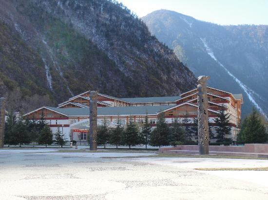 Sheraton Jiuzhaigou Resort: 主楼