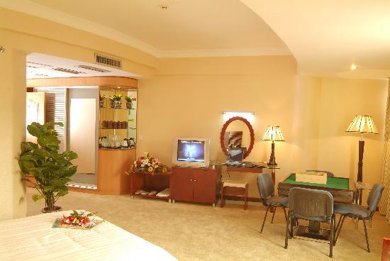 Lihu Tian Ma Hotel : 入住房间