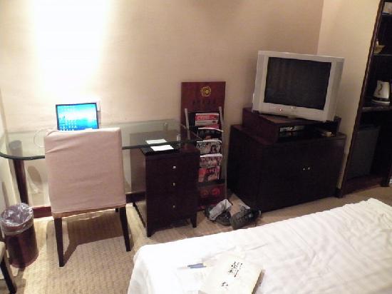 Continental Hotel: 单人间房间