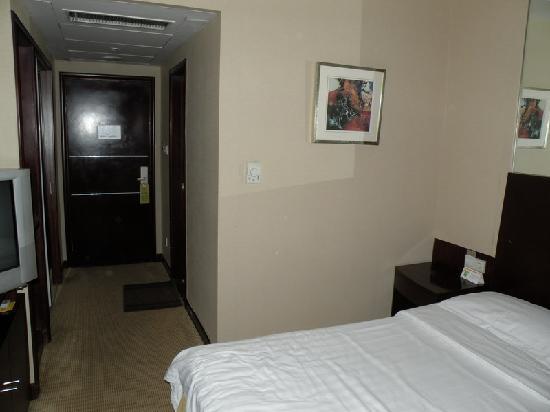 Continental Hotel: 走廊