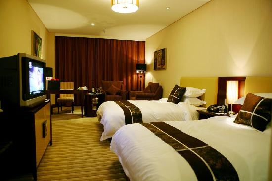 Xunyang County, Κίνα: 美华酒店内部