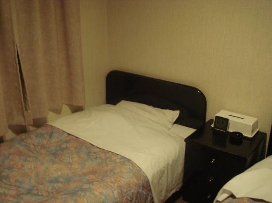 Motel 168 Beijing Zhongguancun: 床