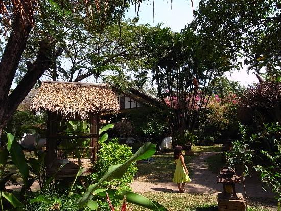 Secret Garden Chiang Mai: 秘密的花园