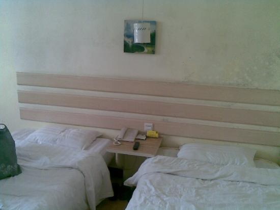 Xinghe Xiangjiang Hotel: 床