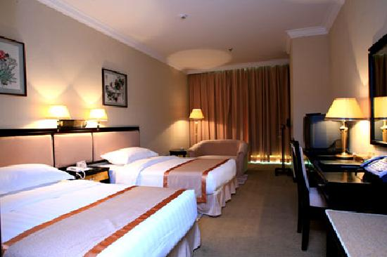 Jinhua Internaional Hotel: 房间