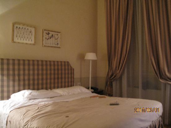 Residenza Dei Pucci: 酒店房间