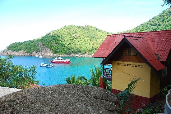 Mango Bay Grand Resort : sea view room