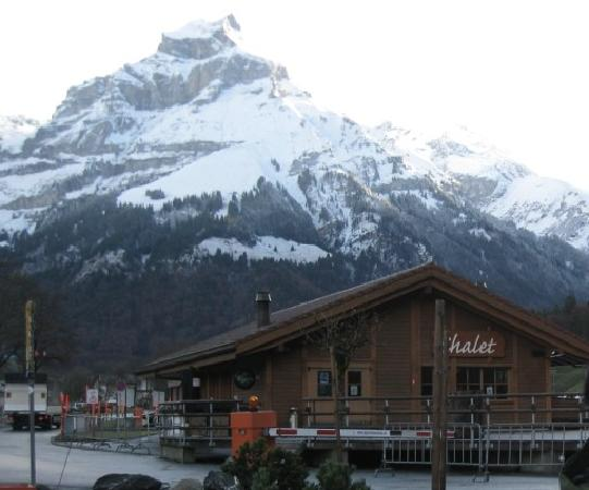 Chalet Gstaad: 外貌1