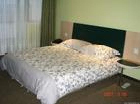 Motel 168 Beijing Zhongguancun: 内部