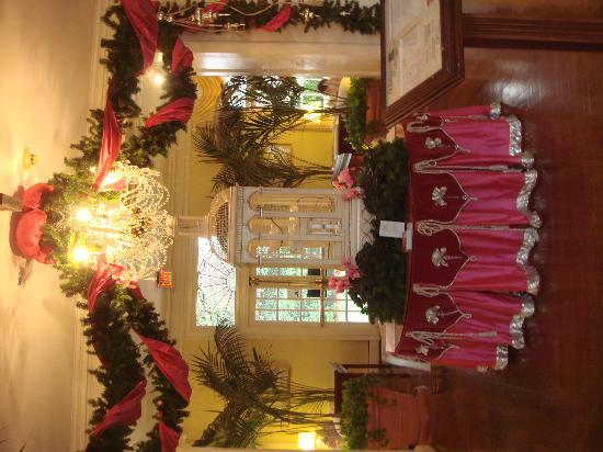 Chapel Hill, Carolina do Norte: Lobby