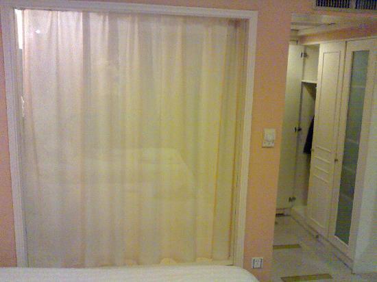Wenhuayuan Hotel: 浴室