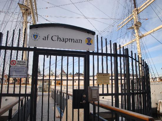 Hostel af Chapman