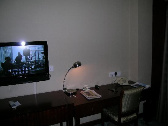 Yindu Hotel: 宽带速度很快