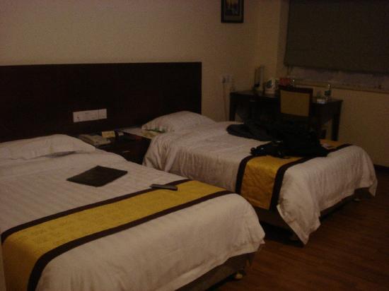 Paco Business Hotel (Jiangtai)