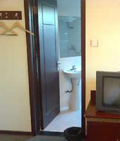 100 Chain Inn Tianjin Wanda: 商务双床房