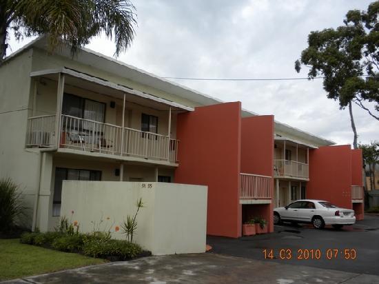 Kelanbri Holiday Apartments : 酒店外景