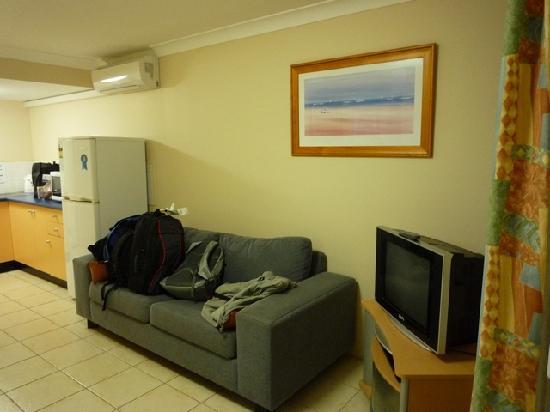 Kelanbri Holiday Apartments : 客厅