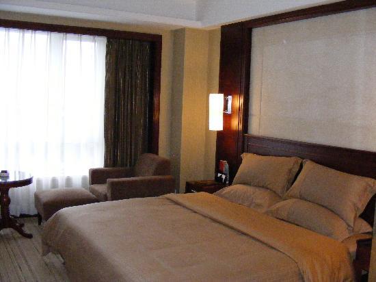 Earl Business Hotel Hefei Nanqi: 房间