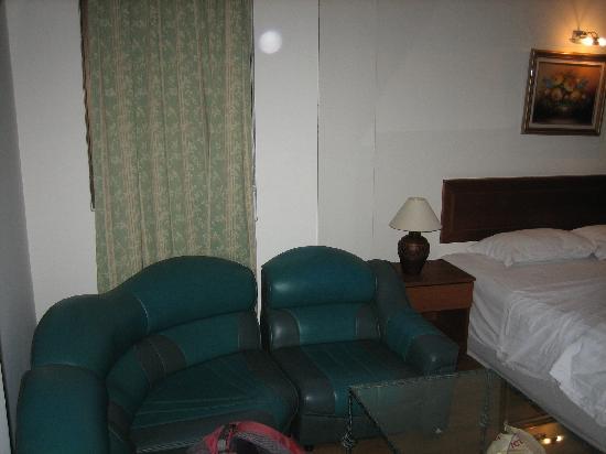 โรงแรมรีแล็กซ์ อินน์: 另一角度