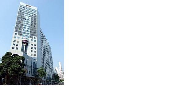 The Cityview Hong Kong: 酒店外景