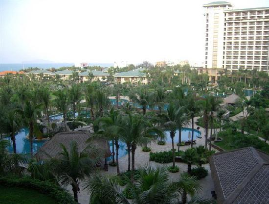 Howard Johnson Resort Sanya Bay: 三亚国光豪生度假酒店
