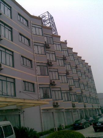 Jiu Gong Hotel: 宾馆建筑