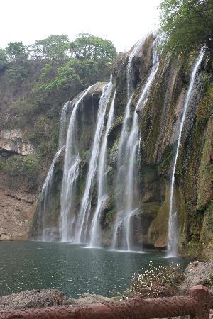 Huangguoshu Falls: 秀美黄果树