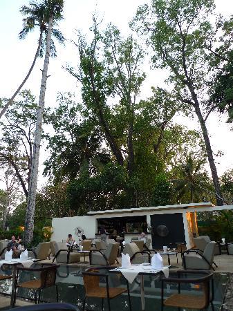 FCC Angkor: 漂亮的酒店花园