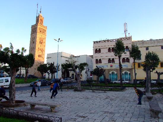 Casablanca, Morocco: 古城一角