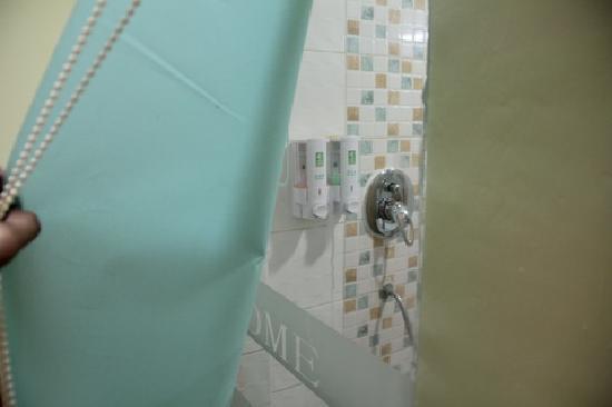 Home Club Hotel Guangzhou Yuexiu: 浴室